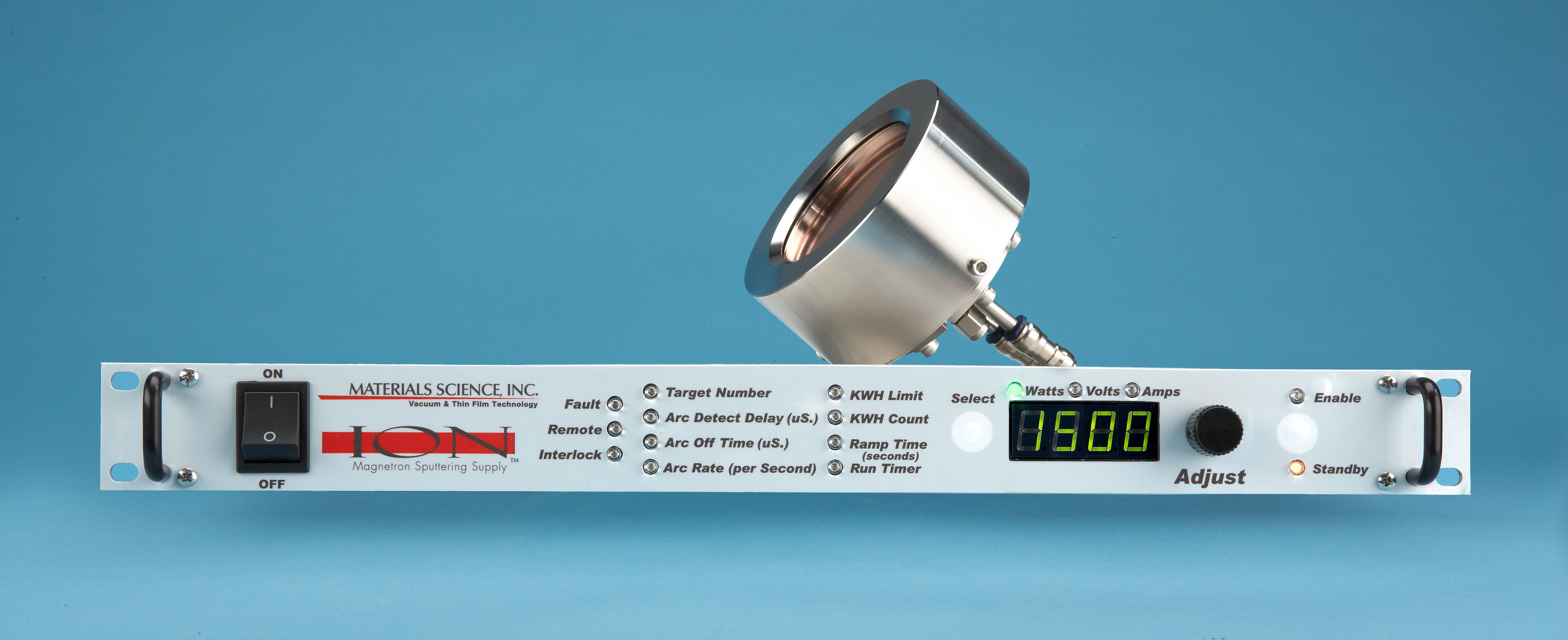 Dc Magnetron Power Supplies Selecting And Using Rs 232 Interface Parts For Your Supply Voltages